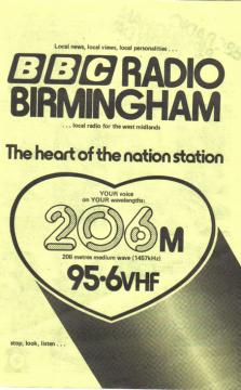 BBC Radio Birmingham