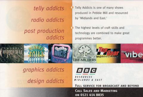 BBC Telephone directory 1995:6