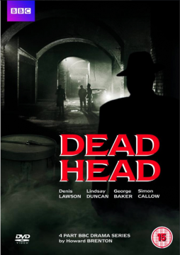 Dead Head DVD cover NR