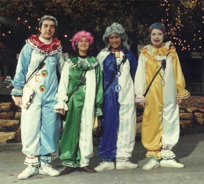 Marco di Giorgo, Jane Green, Mary Sanchez, Dave Brazier JG