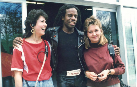 Mary Sanchez, Eddy Grant, Jane Green JG